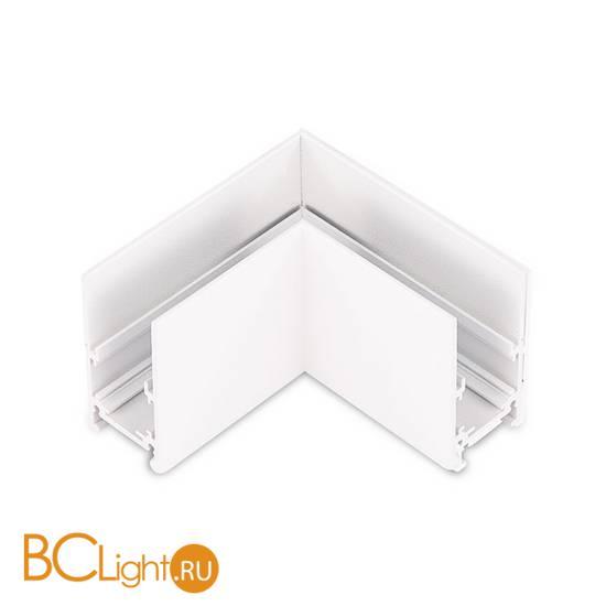 L-образный угол-соединитель для подвесного/накладного/встраиваемого шинопровода Donolux SPACE-Track system L corner CW