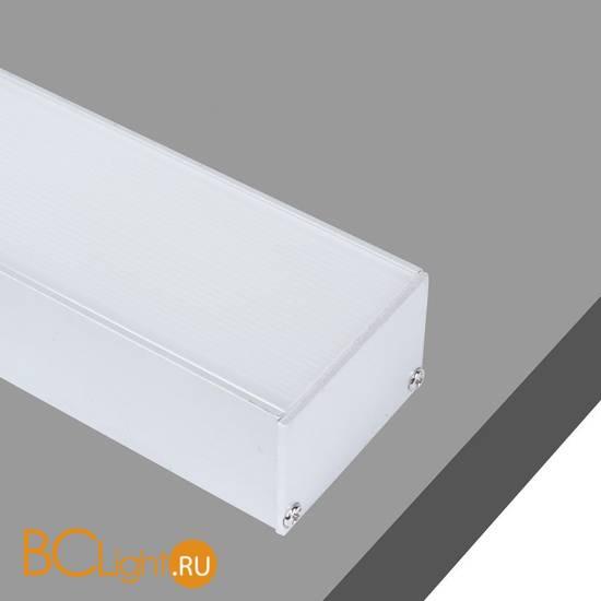 Подвесной/накладной алюминиевый профиль Donolux DL18511Alu