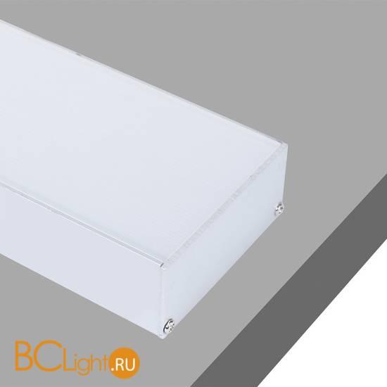 Подвесной/накладной алюминиевый профиль Donolux DL18513Alu