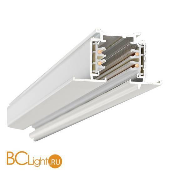 Трёхфазный шинопровод встраиваемый Donolux DL0101102 2м белый