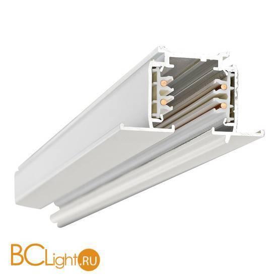 Трёхфазный шинопровод встраиваемый Donolux DL0101103 3м белый