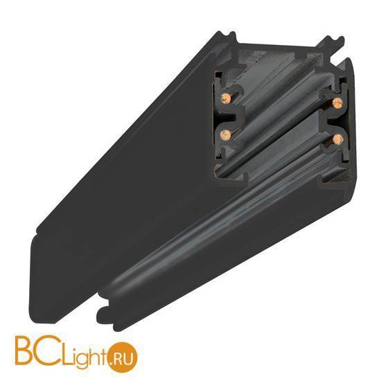 Трёхфазный шинопровод Donolux DL0201182 2м черный