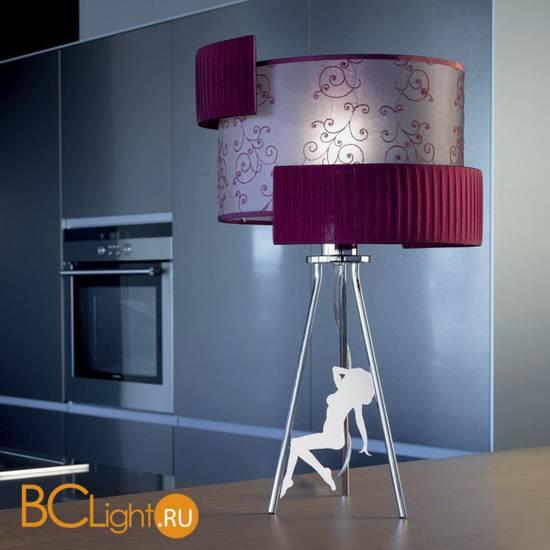 Настольная лампа Effusionidiluce Roses 5140.4111