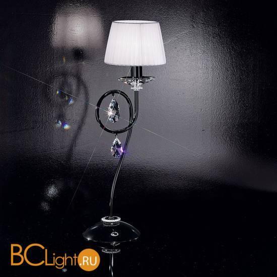 Настольная лампа Effusionidiluce Zelia 5000.3011 Swarowsky Strass