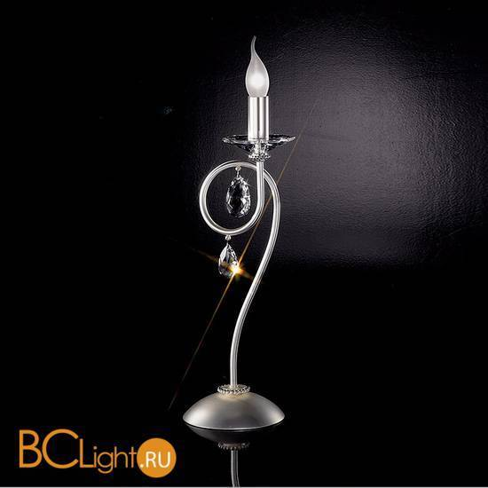 Настольная лампа Effusionidiluce Zelia 5000.3017 Swarowsky Strass