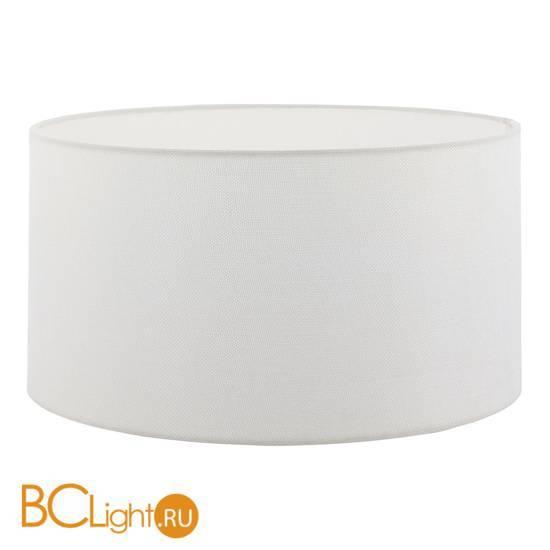 Абажур белого цвета Eglo 1+1 Vintage 49569