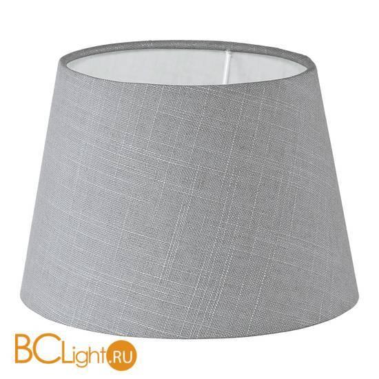 Абажур серого цвета Eglo 1+1 Vintage 49875