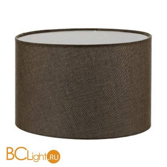 Абажур коричневого цвета Eglo 1+1 Vintage 49576