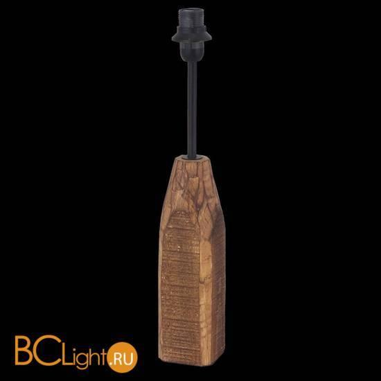 Основание настольной лампы древесного цвета Eglo 1+1 Vintage 49307