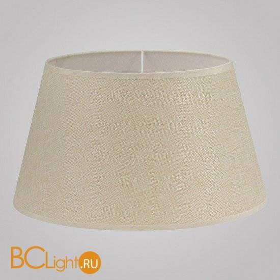 Льняной абажур кремового цвета Eglo 1+1 Vintage 49962