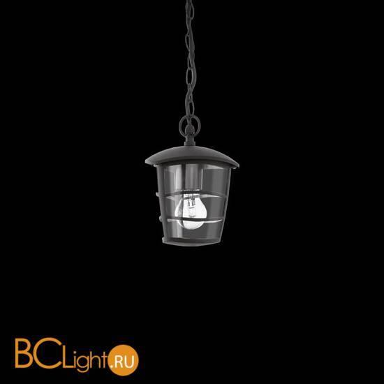 Уличный подвесной светильник Eglo Aloria 93406