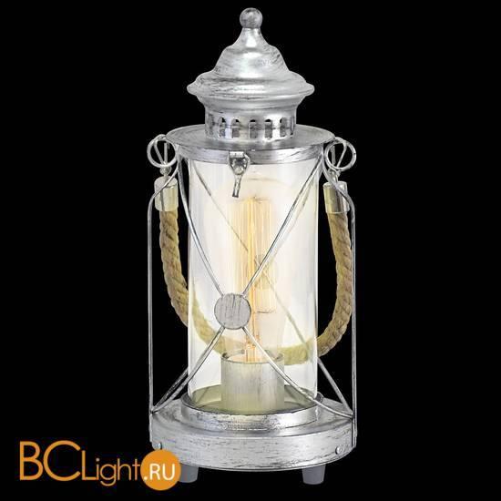Настольная лампа Eglo Bradford 49284
