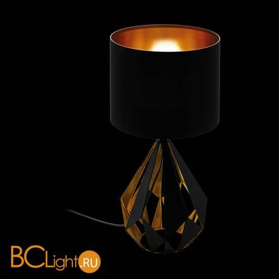Настольная лампа Eglo Carlton 1 43077