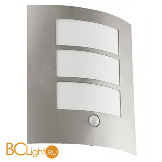 Настенный уличный светильник Eglo City 88142