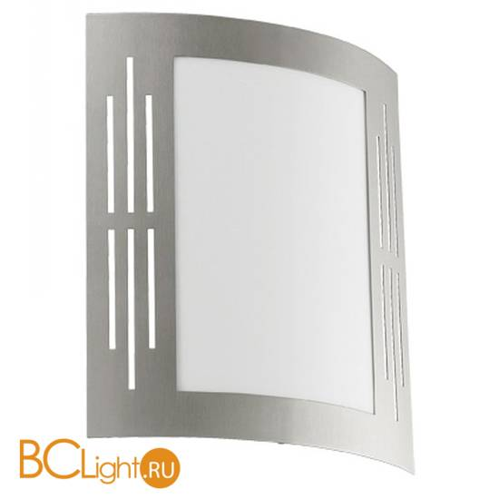 Настенный уличный светильник Eglo City 82309