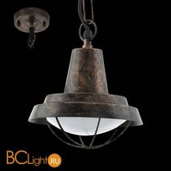 Уличный подвесной светильник Eglo Colindres 94837