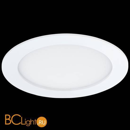 Встраиваемый спот (точечный светильник) Eglo Fueva 1 96165