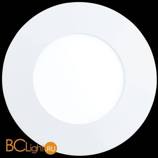 Встраиваемый спот (точечный светильник) Eglo Fueva 1 96249