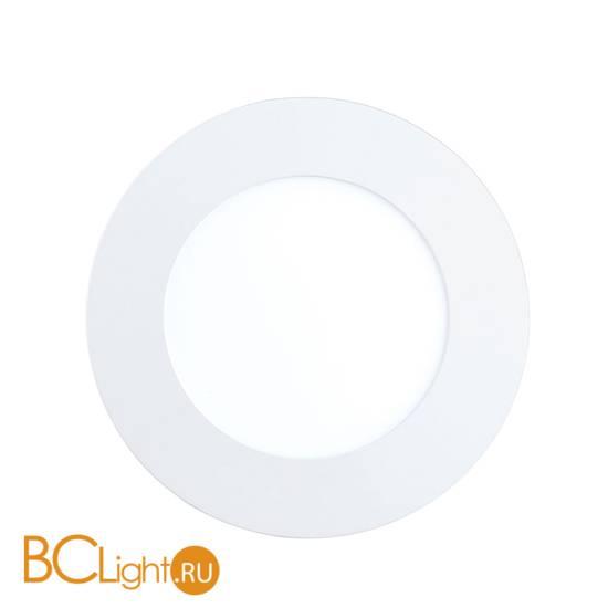 Встраиваемый спот (точечный светильник) Eglo Fueva 32737