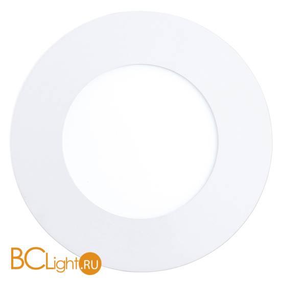 Встраиваемый спот (точечный светильник) Eglo Fueva 94041