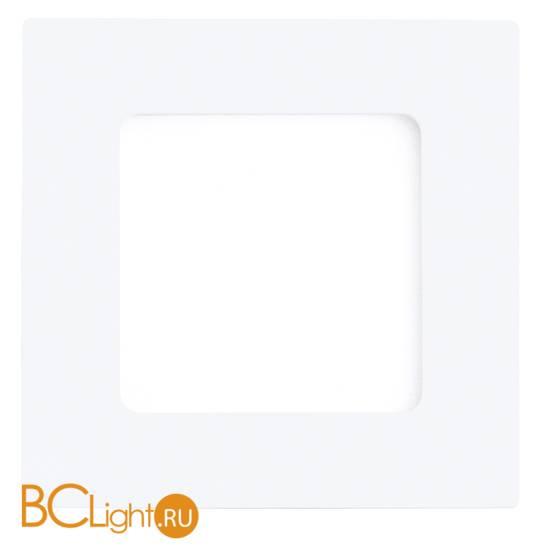 Встраиваемый спот (точечный светильник) Eglo Fueva 94046