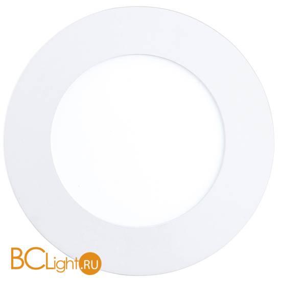 Встраиваемый спот (точечный светильник) Eglo Fueva 94048