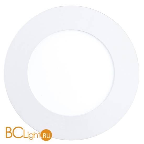 Встраиваемый спот (точечный светильник) Eglo Fueva 94051