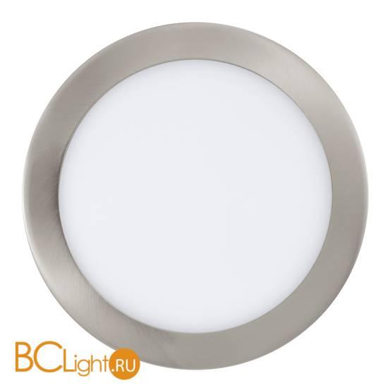 Встраиваемый спот (точечный светильник) Eglo Fueva 31675