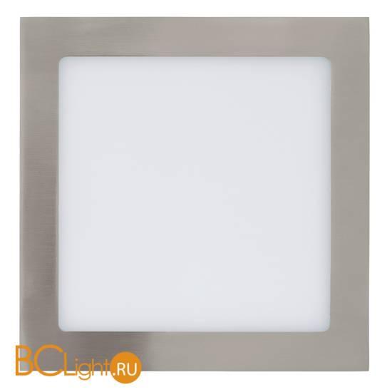 Встраиваемый спот (точечный светильник) Eglo Fueva 31677