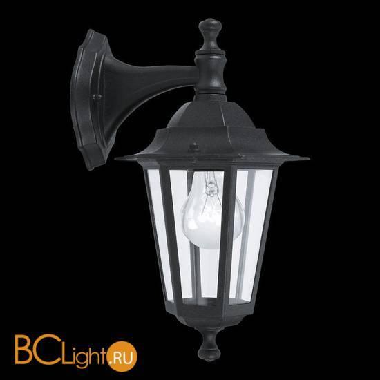 Уличный настенный светильник Eglo Laterna 22467