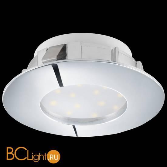 Встраиваемый спот (точечный светильник) Eglo Pineda 95818