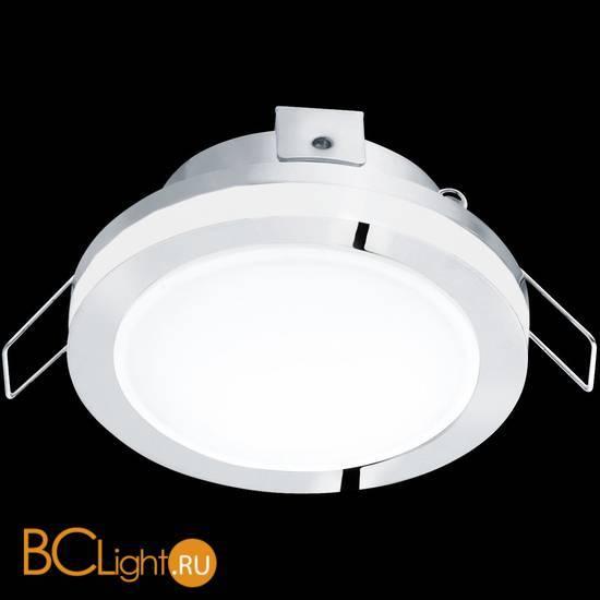 Встраиваемый спот (точечный светильник) Eglo Pineda 1 95962