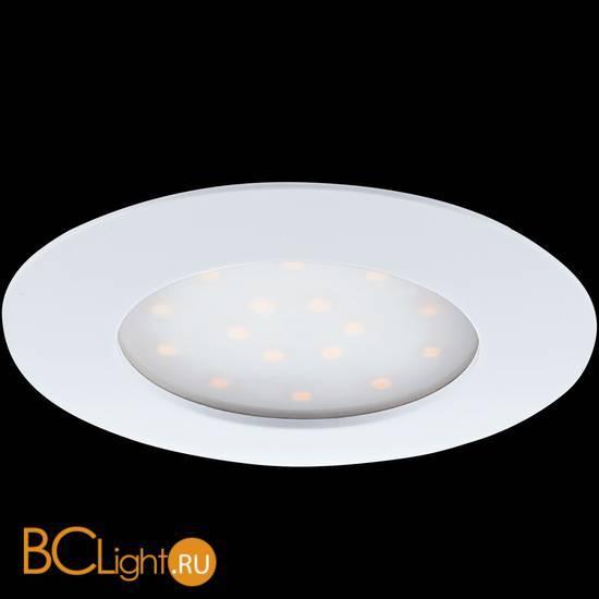 Встраиваемый спот (точечный светильник) Eglo Pineda 95887