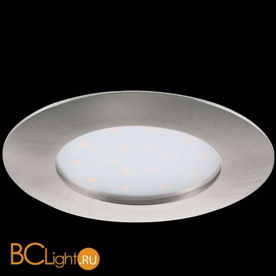 Встраиваемый спот (точечный светильник) Eglo Pineda 95889