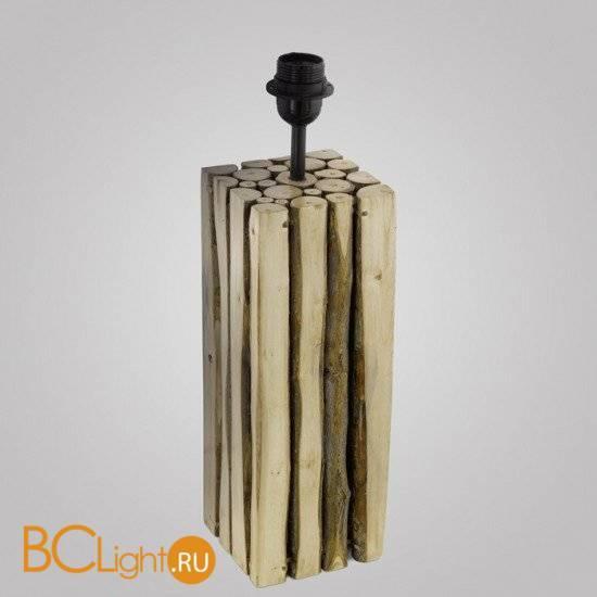 Деревянное основание настольной лампы Eglo Ribadeo 49831