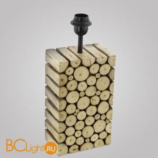 Деревянное основание настольной лампы Eglo Ribadeo 49833