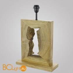 Деревянное основание настольной лампы Eglo Ribadeo 49835