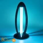 Бытовой бактерицидный ультрафиолетовый светильник Elektrostandard UVL-001 Чёрный