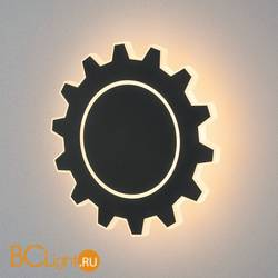 Настенный светильник Elektrostandard Gear Gear M LED черный (MRL LED 1095)