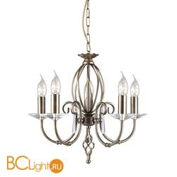 Люстра Elstead Lighting Aegean AG5 AGED BRASS