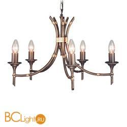 Люстра Elstead Lighting Bamboo BB5 BRZ PATINA