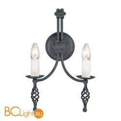 Бра Elstead Lighting Belfry BY2 BLACK