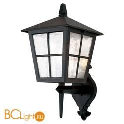 Уличный настенный светильник Elstead Lighting Canterbury BL46M BLACK