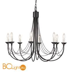 Люстра Elstead Lighting Carisbrooke CB8 BLACK