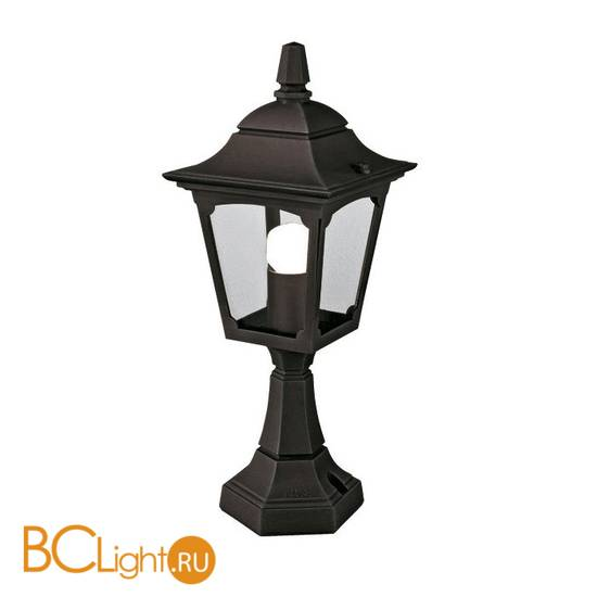 Садово-парковый фонарь Elstead Lighting Chapel CPM4 BLACK
