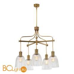 Люстра Elstead Lighting Douille DOUILLE5 AB + GS753 x5