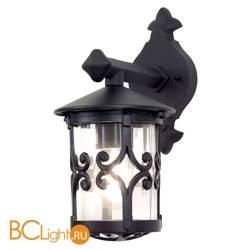 Уличный настенный светильник Elstead Lighting Hereford BL8 BLACK