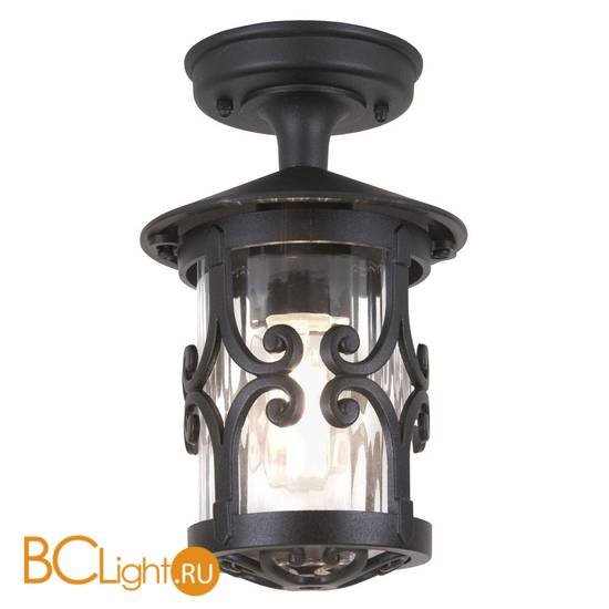 Уличный потолочный светильник Elstead Lighting Hereford BL13A BLACK