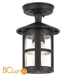 Уличный потолочный светильник Elstead Lighting Hereford BL21A BLACK