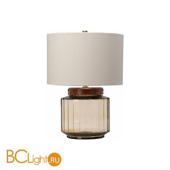 Настольная лампа Elstead Lighting Luga LUGA-TL-SMOKE